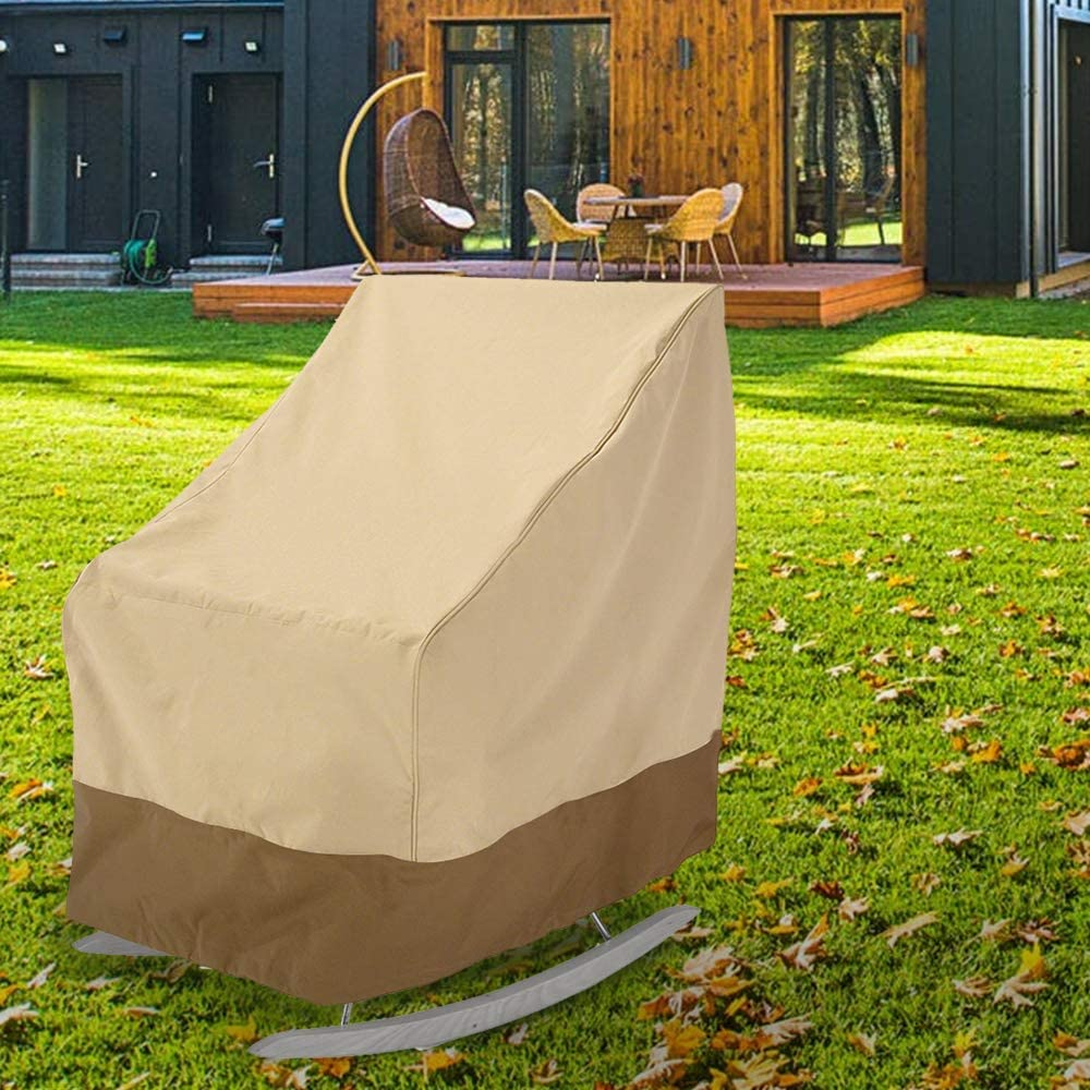 1 PC Patio Chair Covers Heavy Outdoor and service 420D Waterproof High material Duty