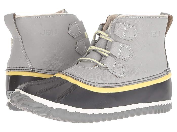 JBU  Nala (Light Grey/Yellow) Womens Shoes