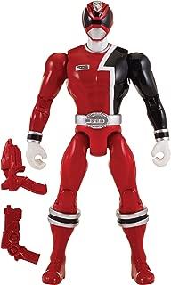 Power Rangers Super Megaforce - SPD Red Ranger Action Hero, 5-Inch