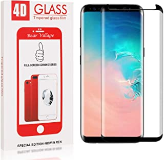 Anti Scratches 3 Pack Bear Village Galaxy J4 Core Tempered Glass Screen Protector 9H Hardness Screen Protector Film for Samsung Galaxy J4 Core