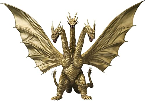 Godzilla  King Ghidorah S.H.Monster Arts Action Figure
