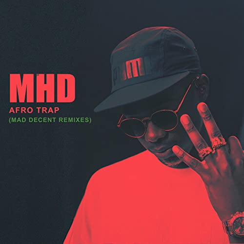 Cover Afro Trap (Mad Decent Remixes)