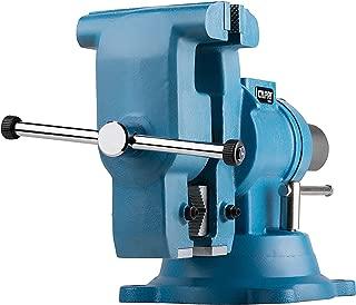 Capri Tools 10518 Rotating Base and Head Bench Vise, 5