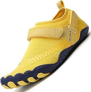 Lvptsh Water Shoes Men Women Barefoot Sports Aqua Shoes Beach Swim Shoes Quick Drying Aqua Socks Pool Surf Yoga Running Su...
