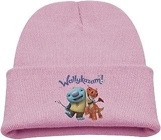 Karenosi Wallykazam Cartoon Warm Winter Hat Knit Beanie Skull Cap Cuff Beanie Hat Winter Hats Girls