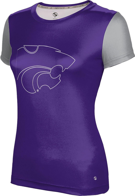 ProSphere Kansas State University Girls' Performance T-Shirt (Crisscross)