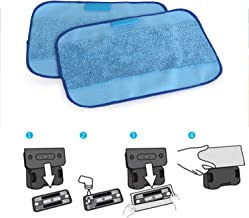 Wet Mopping Cloth Mop Pad for Vacuum Cleaner iRobot 308t/380/321/320/4200/5200C/5200/4205