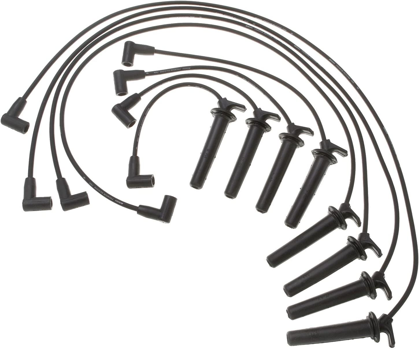 ACDelco Max 88% OFF Professional outlet 9748N Spark Wire Set Plug