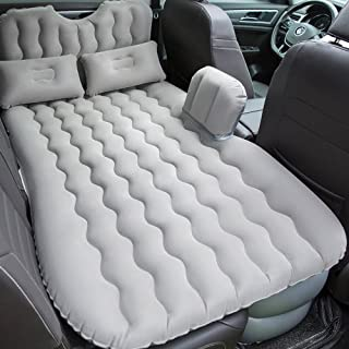 XF air Bed-Car Air Bed Multifunctional Travel Camping Car Rear Seat Inflatable Mattress Split Type Travel Air Pump Travel Sleep Rest //