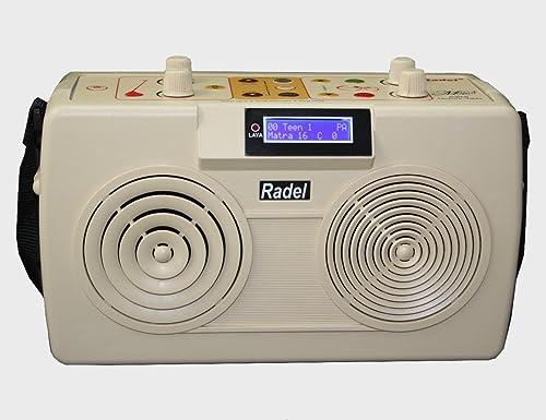 Radel Milan+ 2-in-1 Digital Tanpura- Tabla