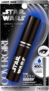 Covergirl Star Wars Limited Edition Super Sizer Mascara - The Dark Side Or The Light Side (#5