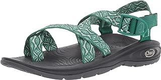 Chaco J107054: Women's Z/Volv 2 Decor Leaf Sandal (9 B(M) US Women)
