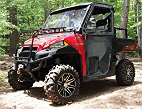 polaris ranger canvas door installation instructions