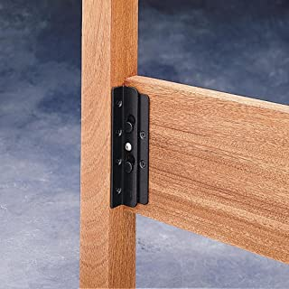 Best keyhole bed brackets Reviews