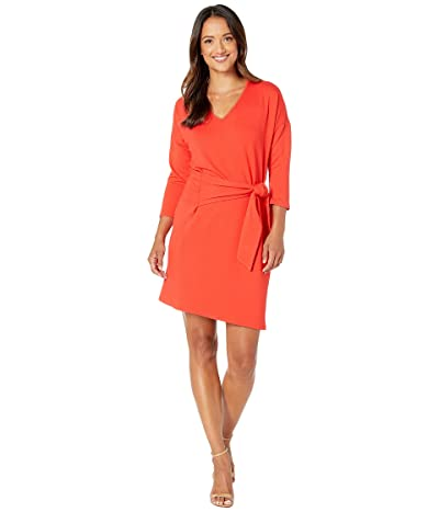Tommy Bahama Silky French Terry Dress (Poppy Red) Women