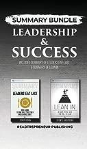 Summary Bundle: Leadership & Success - Readtrepreneur Publishing: Includes Summary of Leaders Eat Last & Summary of Lean in