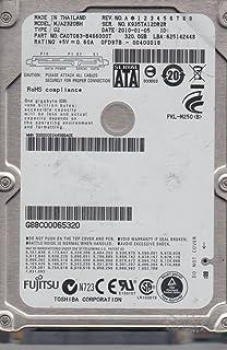 Hd Sata Fujitsu 320gb Mja2320bh Notebook #1252