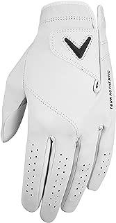 Callaway Golf Men's Tour Authentic Premium Cabretta Leather Golf Glove