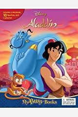 Disney Aladdin My Busy Book Board book