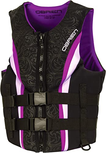 O'Brien Women's Impulse Neo Life Vest, Purple