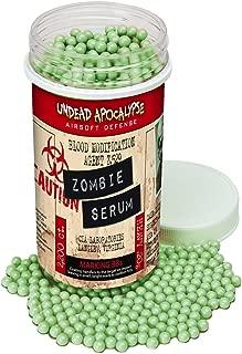 Crosman Undead Apocalypse 2200-Count Airsoft Marker BB, Green