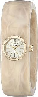Caravelle New York Women's 44L136 Analog Display Japanese Quartz Watch