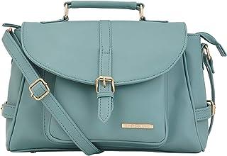 Lapis O Lupo Women's Top-Handle Bag (Turquoise)