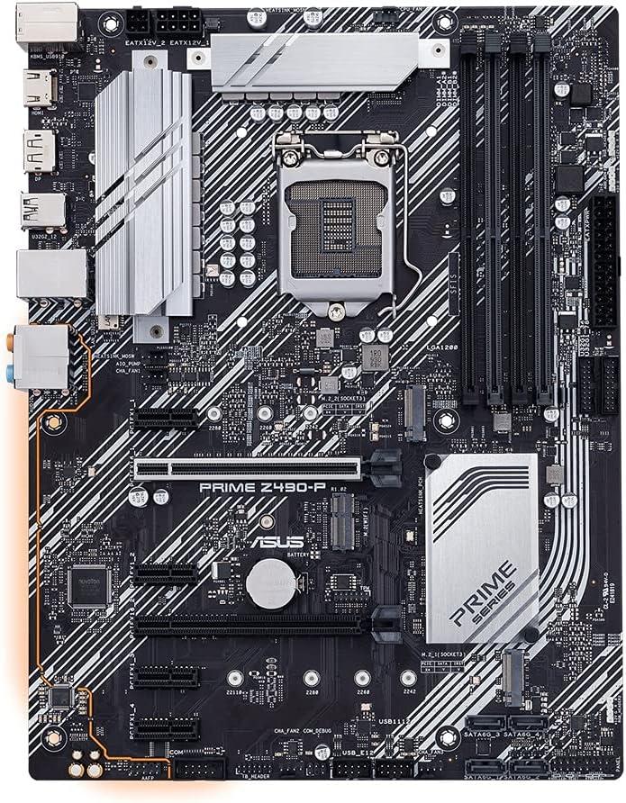 Placa ASUS Prime Prime Z490-P/GSI (Bulk),Intel,1200,Z490,ATX (Bulk)