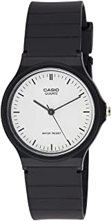 Casio Mens Automatic Watch, Analog Display and Resin Strap - MQ-24-7ELDF