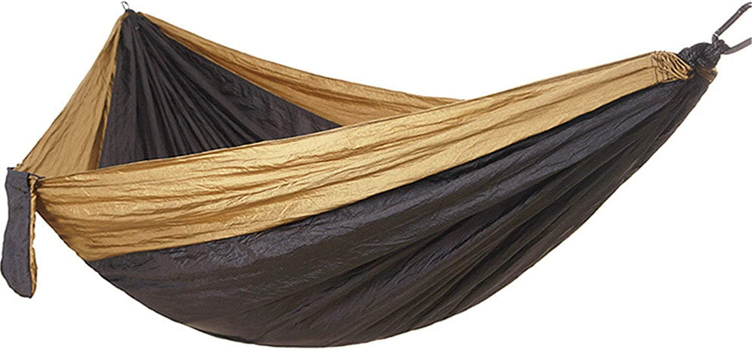 Camping Hammock Double with Tree Straps for Hiking, Backpacking,
