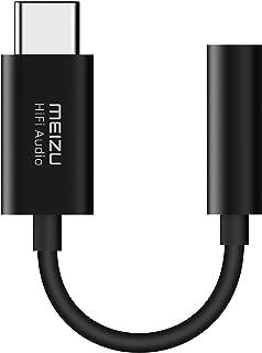 Meizu MasterHIFI Audio D/A Converter Headphone Amplifier,USB C to 3.5mm Headphone Jack Adapter for Meizu 17 Pro Samsung Ga...