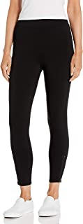 Marchio Amazon - Daily Ritual - Ponte Legging With Ankle Side Zips, leggings-pants Donna