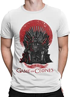 Camisetas La Colmena 035 - Game of Clones.