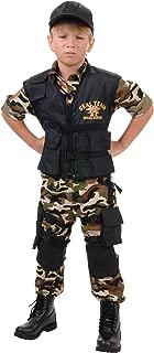 Navy SEAL Team Deluxe Kids Costume
