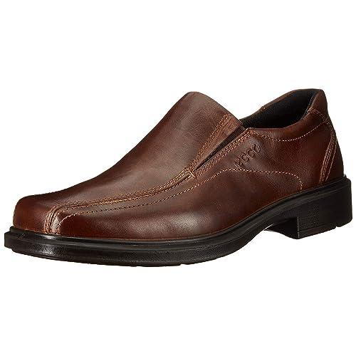 ecco mens brown shoes