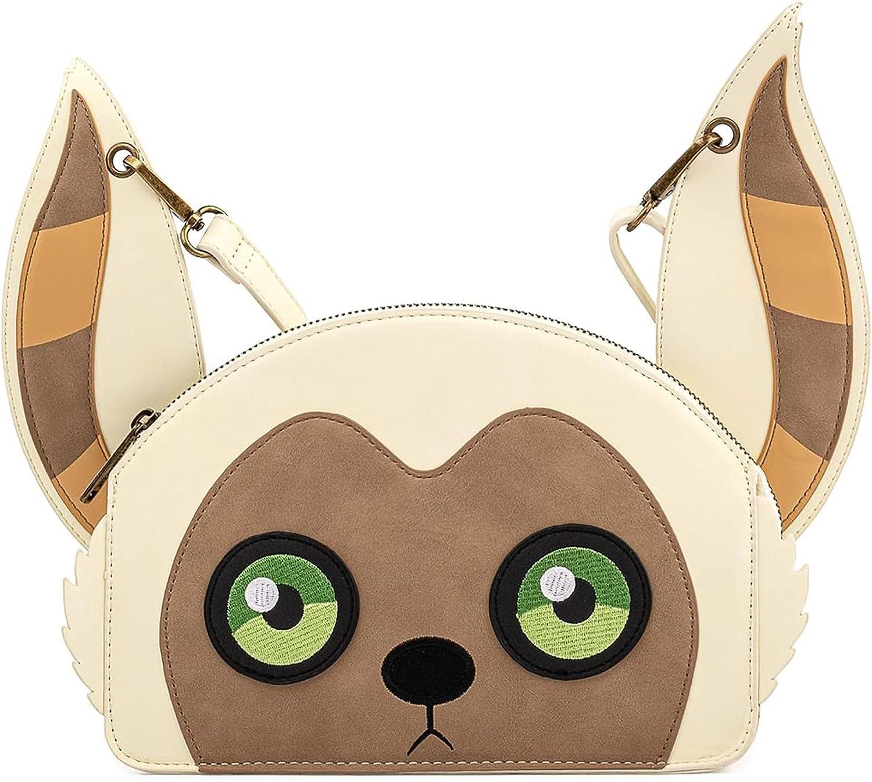 Loungefly Nickelodeon Avatar Momo Crossbody Bag