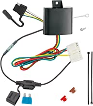 Tekonsha Trailer to Vehicle Wiring Connector Circuit Protected Converter 118628