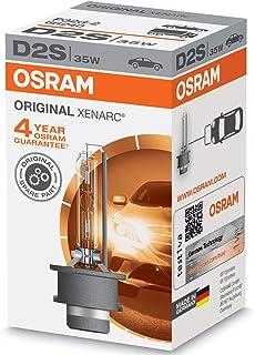 OSRAM Original Xenarc D2S Replacement Xenon HID Car Globe (Single) 66240