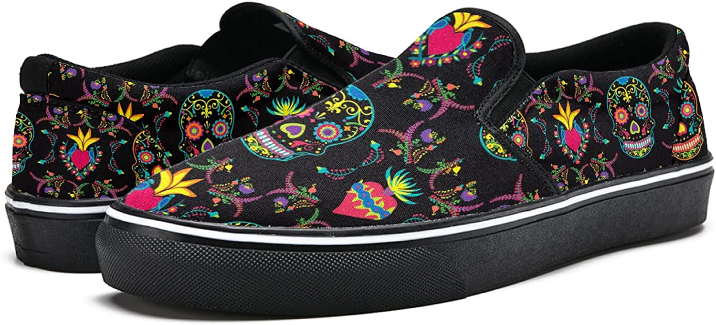 Men's Classic Slip-on Canvas Shoe Brand Cheap Sale Venue Max 56% OFF Fashion Casual Sneaker Walking