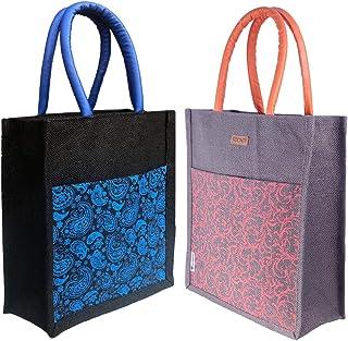 Foonty Tote Bag/Lunch Bag/Gym Bag (FFFWB6016E_Multicolored)…