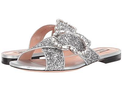 Bally Clara Sandal (Silver) Women