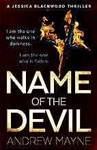 Name of the Devil: (Jessica Blackwood 2) (English Edition)