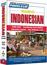 Pimsleur Indonesian Basic Course - Level 1 Lessons 1-10 CD: Learn to Speak and Understand Indonesian with Pimsleur Languag...