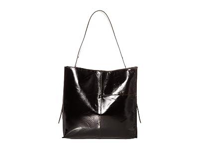 Hobo Park (Black) Clutch Handbags