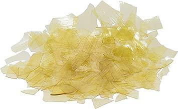 Dewaxed Super Blonde Shellac Flakes 1/2 Lb, or 8 Oz