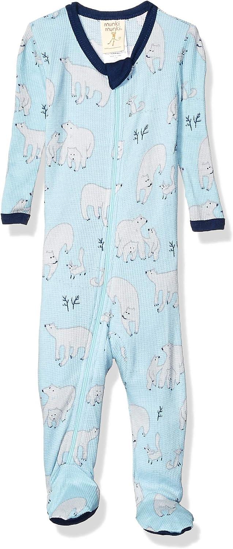Munki Baby Now Save money on sale Zip Front Footie Sleeper Onesie
