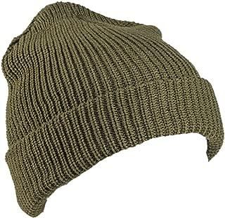 Mil-tec Olive Green Winter Watch Cap