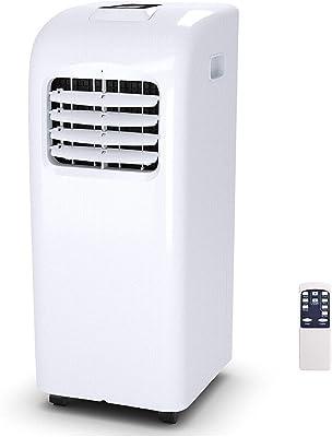 HomyDelight Dehumidifier, 10000 BTU Portable Air Conditioner & Dehumidifier