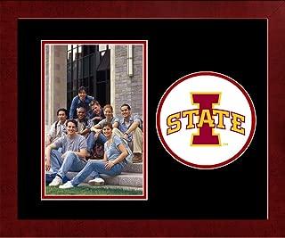 Campus Images NCAA Iowa State Cyclones University Spirit Photo Frame Vertical