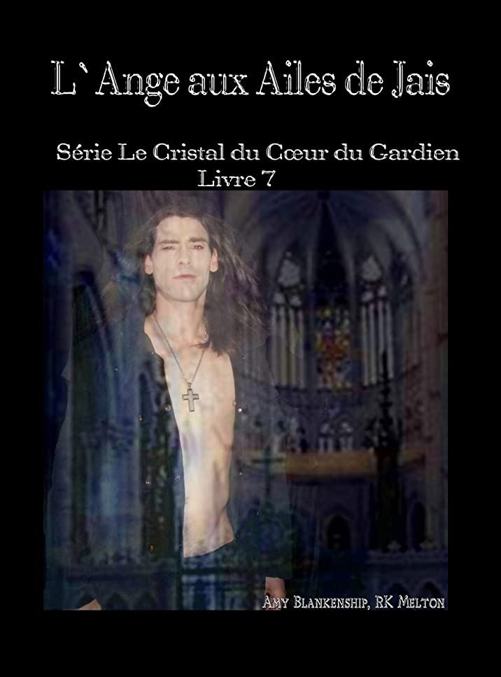 パッチ誤って露L`ange Aux Ailes De Jais: Le Crystal Du Coeur Du Gardien Livre 7 (French Edition)